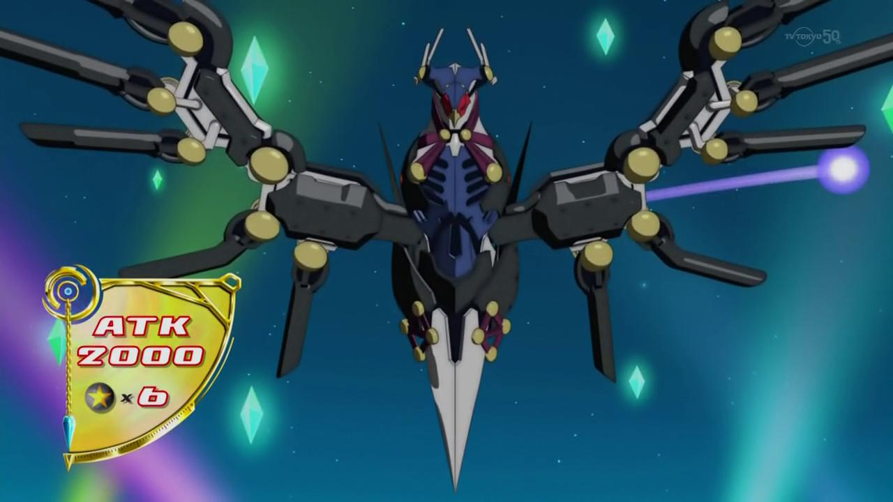 [FLT III] Grupo 1: FER 0-6 KRONO (NTR wins) RaidraptorRevolutionFalcon-JP-Anime-AV-NC