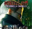Biohazard: The Umbrella Chronicles SIDE A