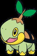 Turtwig the pok mon wiki for Boden pokemon