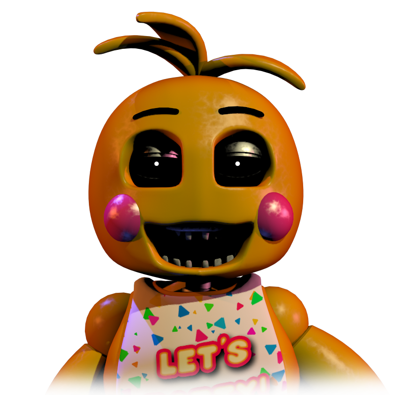 Toy chica five nights at freddy s