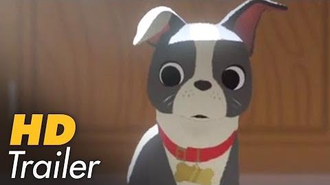 DISNEYS FEAST - Teaser Trailer HD