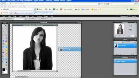 Como Hacer una Foto PNG en Pixlr.com
