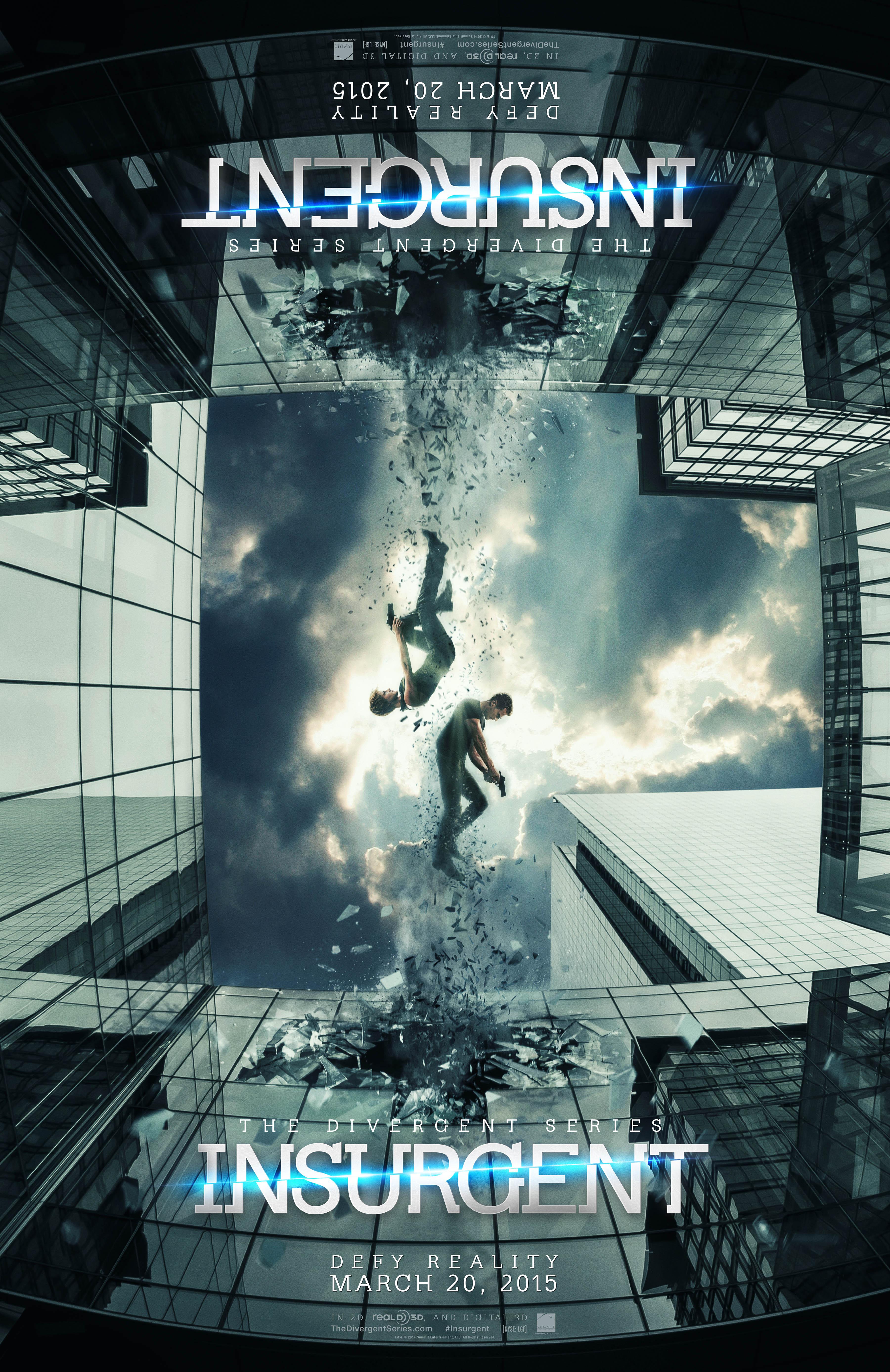 The Divergent Series: Insurgent - Divergent Wiki
