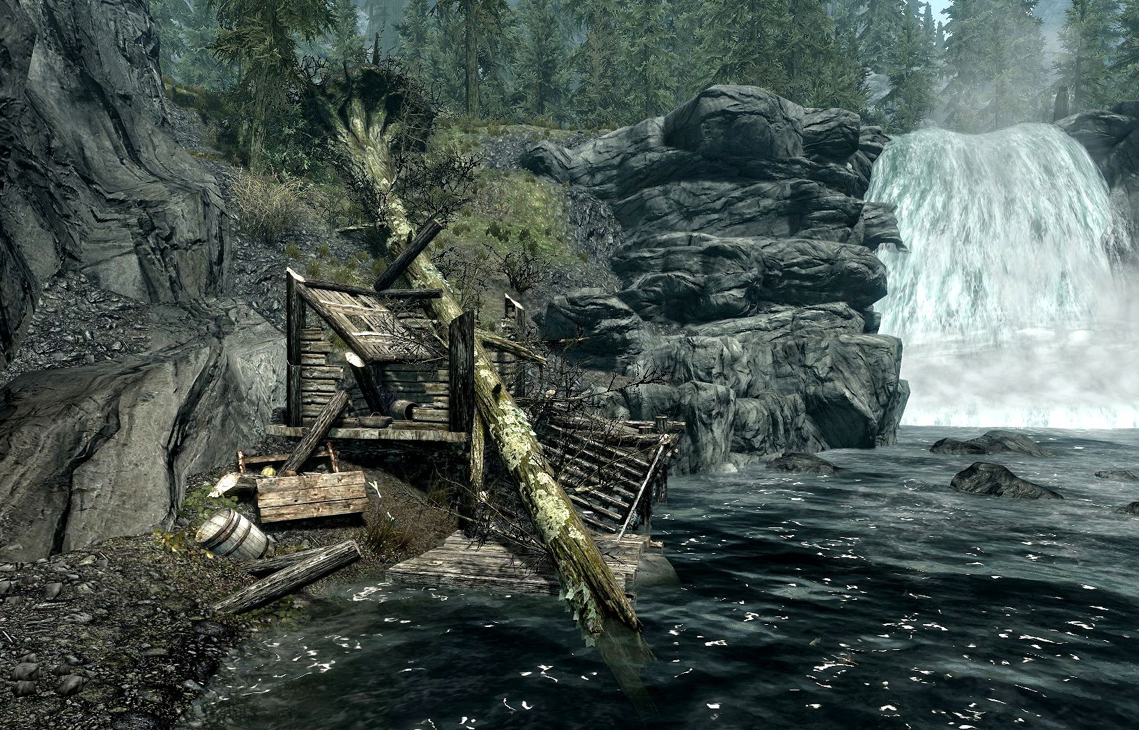 Unmarked Locations Skyrim The Elder Scrolls Wiki