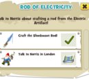 Rod of Electricity