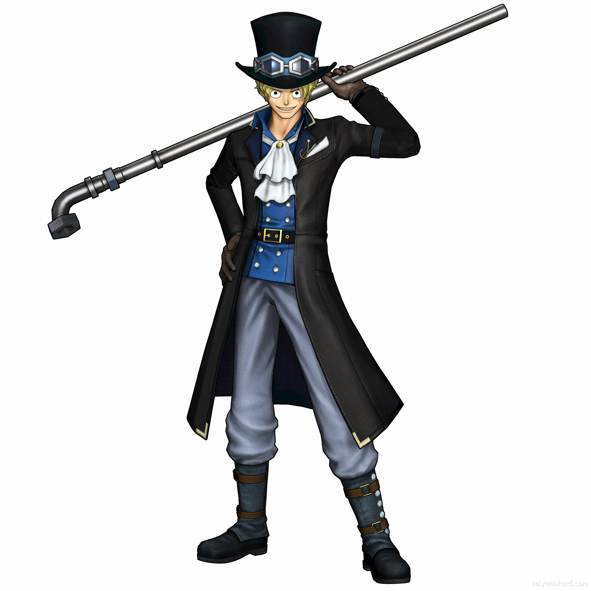 Marco Pirate Warriors 3: Sabo Pirate Warriors 3