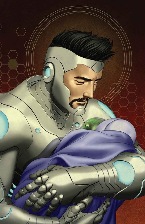 Superior Iron Man Vol 1 6