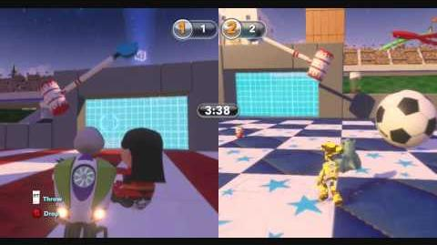Disney Infinity Cup Challenge