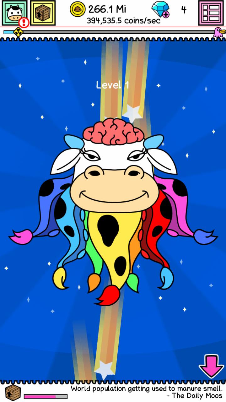Universe - Cow Evolution Wiki