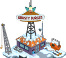 Krusty Burger Oil Rig