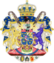 Greater Coat of Arms of the Empire of Sweden by eric4e (Sweden and Norway).png