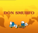 Don Smurfo (episode)/Gallery