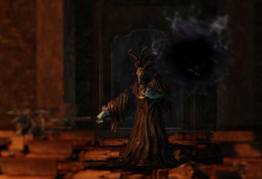 Prowling Magus Dark Souls Wiki