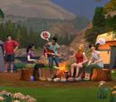 The Sims 4: Ucieczka w Plener