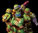 Tortugas Ninja/Galería