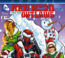Red Hood and the Outlaws Annual Vol 1 2