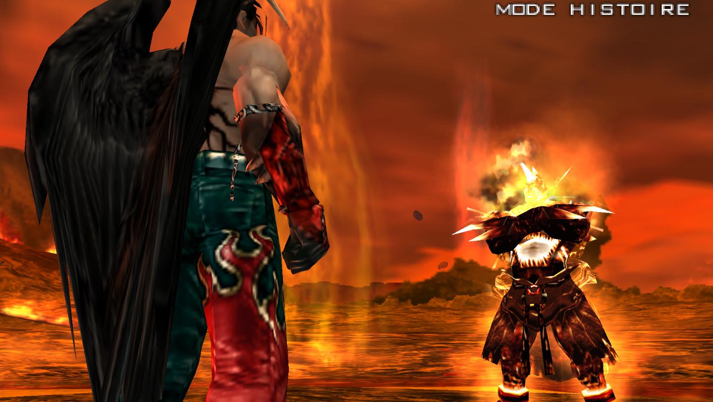 Tekken - Dark Resurrection ~ PSP Game ISO