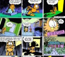 """Wigguy12/The ACTUAL Garfield """"Alone"""" comic before it was altered"""