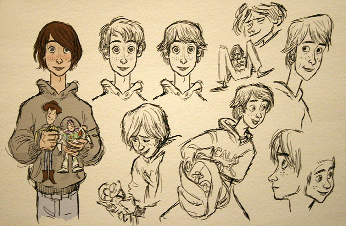 Character Design Tips Disney : Image toy story concept art character design g