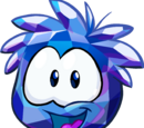 Blue Crystal Puffle