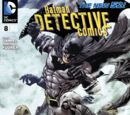 Detective Comics: Tácticas de Miedo