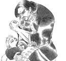 Fraudrin allowing Hendrickson to drink his blood.png