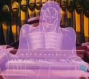 Organ playing ghost