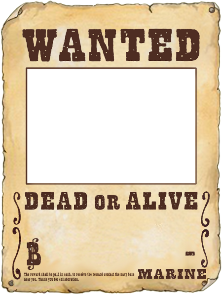 Image - WANTED-1.png - King of Pirate Wiki