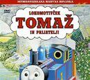Thomas and Stepney (Slovenian DVD)