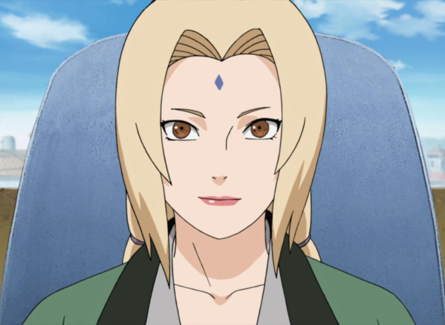 Tsunade - Narutopedia - Wikia