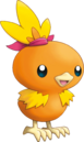 255Torchic Pokemon Mystery Dungeon Explorers of Sky.png