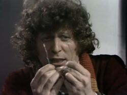 Fourth Doctor Genesis Two Wires