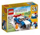 31027 Синий гоночный автомобиль