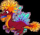 Dragon De Corail
