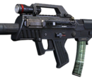 JS2 Submachine Gun