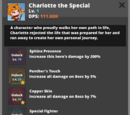 Charlotte the Special