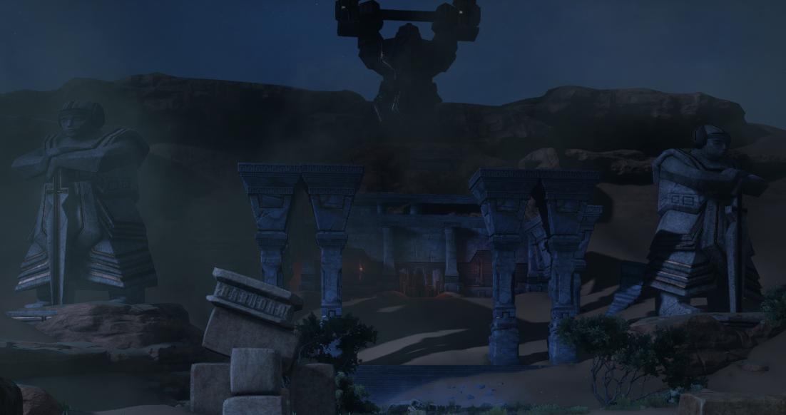 The hissing wastes tomb locations wallfree ninja