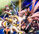 Swan Song of the Valkyries Symphogear G
