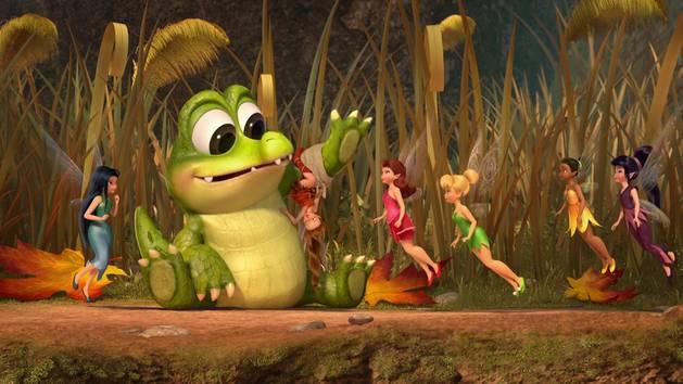 Clochette et la Créature Légendaire [DisneyToon - 2015] - Page 5 Groupshot-Tink'n_About_Animals