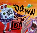 Ed, Edd, Eddy y los robots