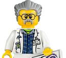Professor Brainstein