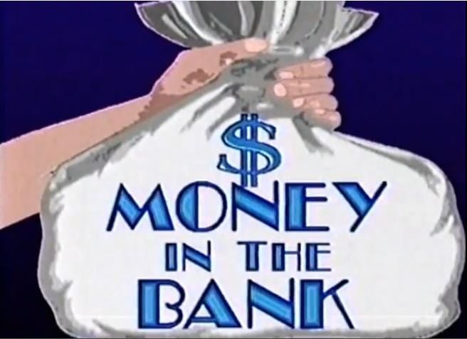 money in the bank game