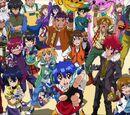 List of Cross Fight B-Daman Episodes