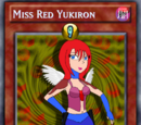 Miss Red Yukiron