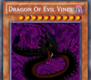 Dragon Of Evil Vines