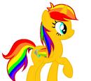 Princess Rainbow Cristal