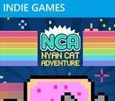 Nyan Cat Adventure