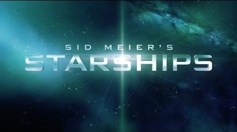 Foppes/Sid Meier's Starships Ankündigung