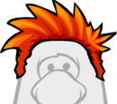 Redhead wigs