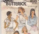 Butterick 6120 B
